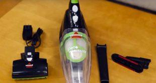 bissell pet hair eraser hand vacuum